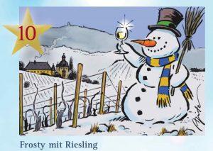 Weihnachtskarten Mit Gutem Zweck.Rheingauer Weihnachtskarten Erfüllen Guten Zweck Rheingauprinzessin